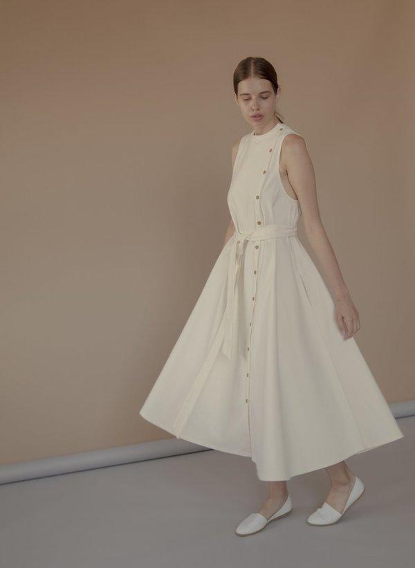Luisa Et La Luna Paloma White Dress