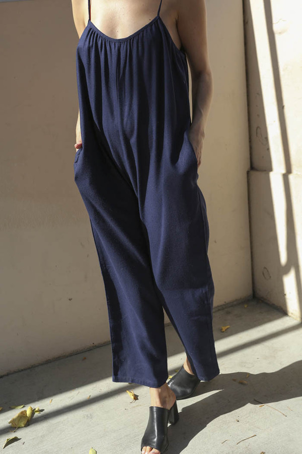 Lindsay Robinson Sol Jumpsuit in Midnight
