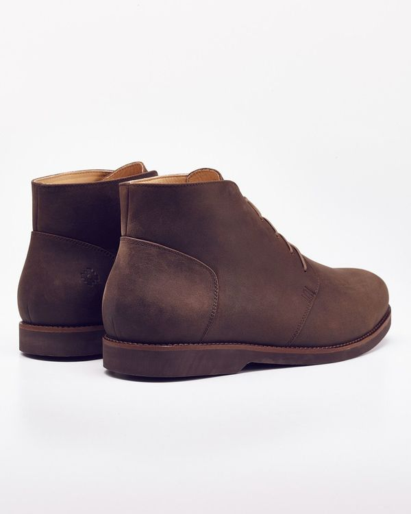 Nisolo Chavito Chukka Boot Steel 5 for 5