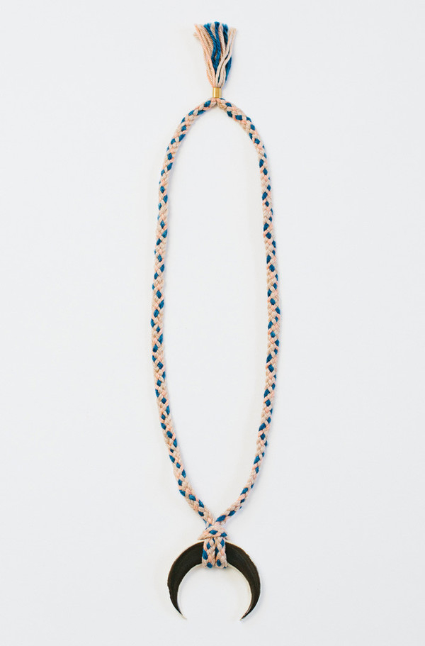 Gamma Folk Necklace No. 31