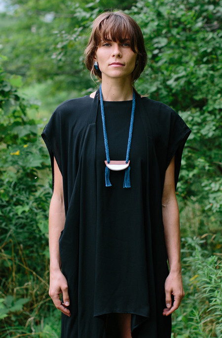 Gamma Folk Necklace No. 33