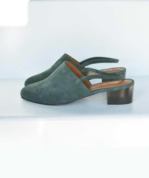 Anne Thomas Forrest Williamsburg Slingback
