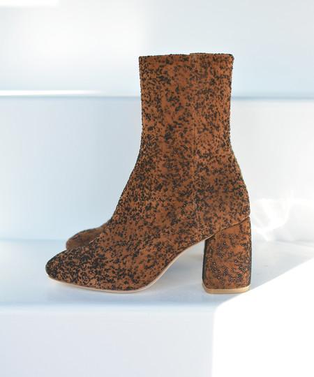 Miista Adrianne Cognac Drop Boot