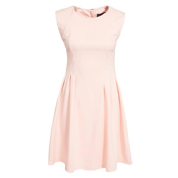 Minimum Ivalo Pink Dress