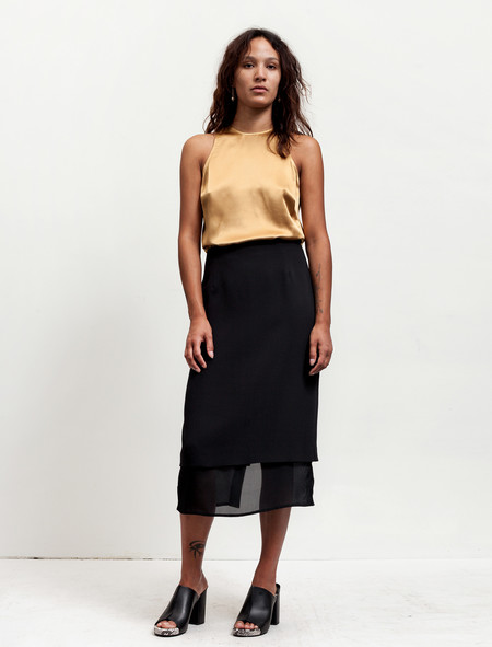 Catherine Quin Womens Massaro Skirt