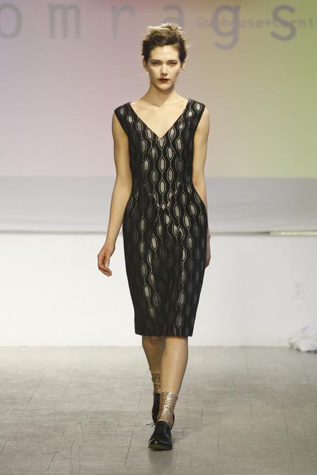 Comrags Shade Dress