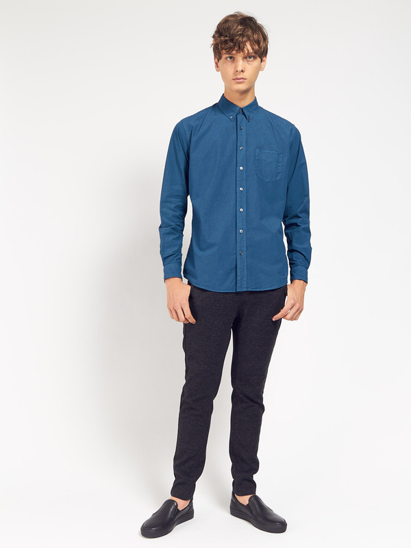 Schnayderman Leisure Poplin One Shirt