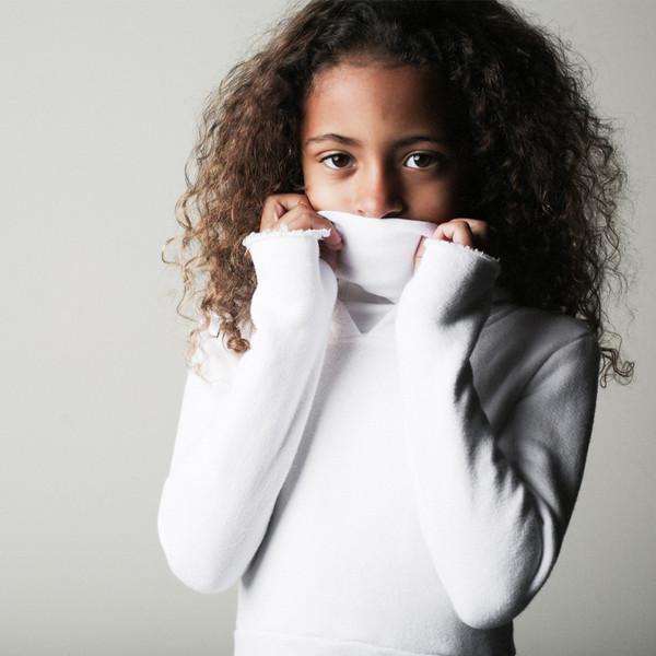 Kid's Mimobee Sweet Ninja Dress - Black