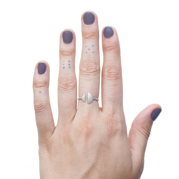 One Six Five Jewelry One Six Five Morgan Ring