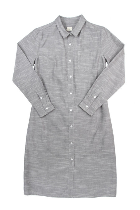 Bridge & Burn Ada Grey Slub