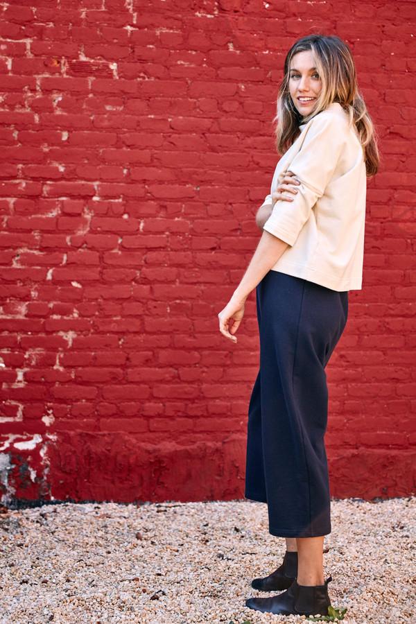 Ilana Kohn Barby Shirt Cream