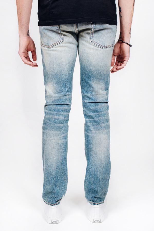 Men's Earnest Sewn Dean Skinny Liberty Blue