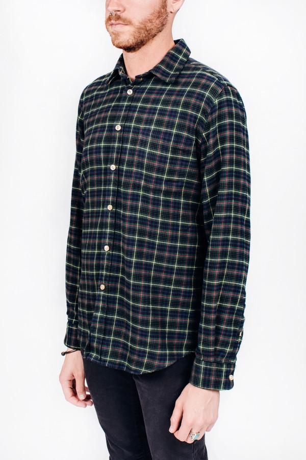 Men's Portuguese Flannel Estilete Flannel