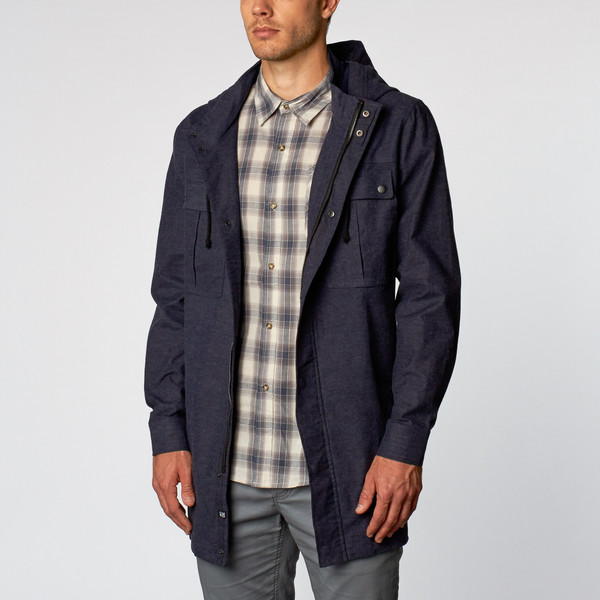 Men's Wolf & Man Bancroft Jacket