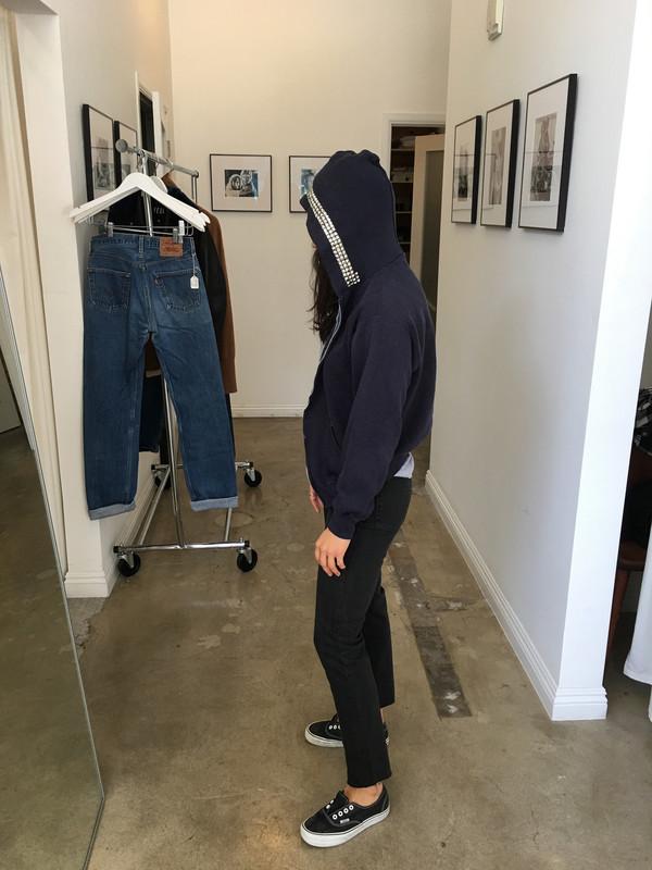 Loveless Vintage Hoodie Sweatshirt