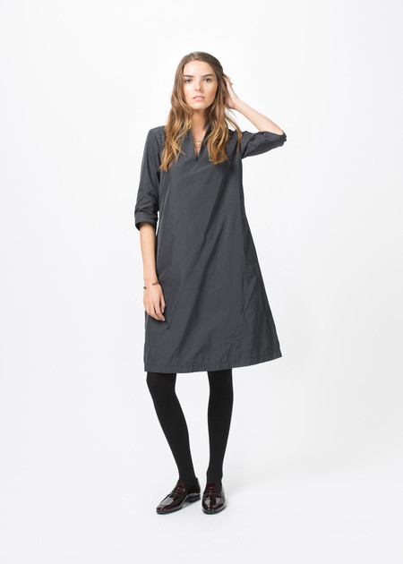 Hudson 3/4 Sleeve A-Line Dress