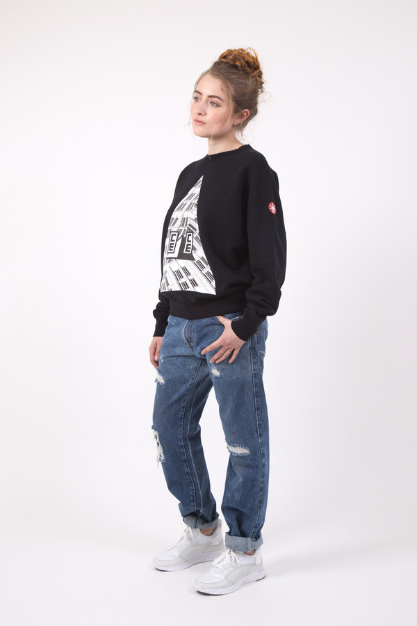 Cav Empt City Prism Sweatshirt