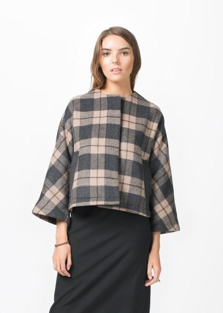 NICO Maple Cropped Jacket