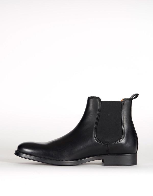 Selected Homme Oliver Chelsea Boot Black