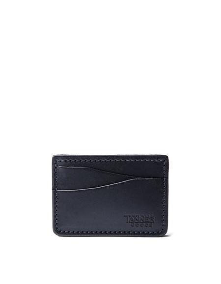 Tanner Goods Journeyman Wallet Black