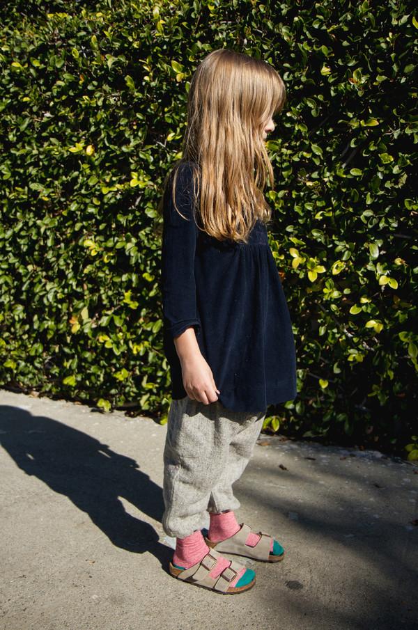 shopboyandgirl DROPCROTCH PANT