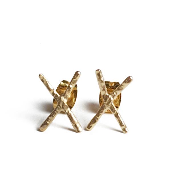 Nettie Kent Jewelry Veda Studs