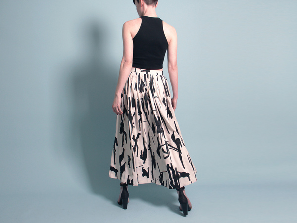 Kieley Kimmel Susannah Skirt - Black