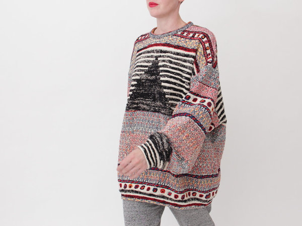 ANNTIAN Unisex Sweater