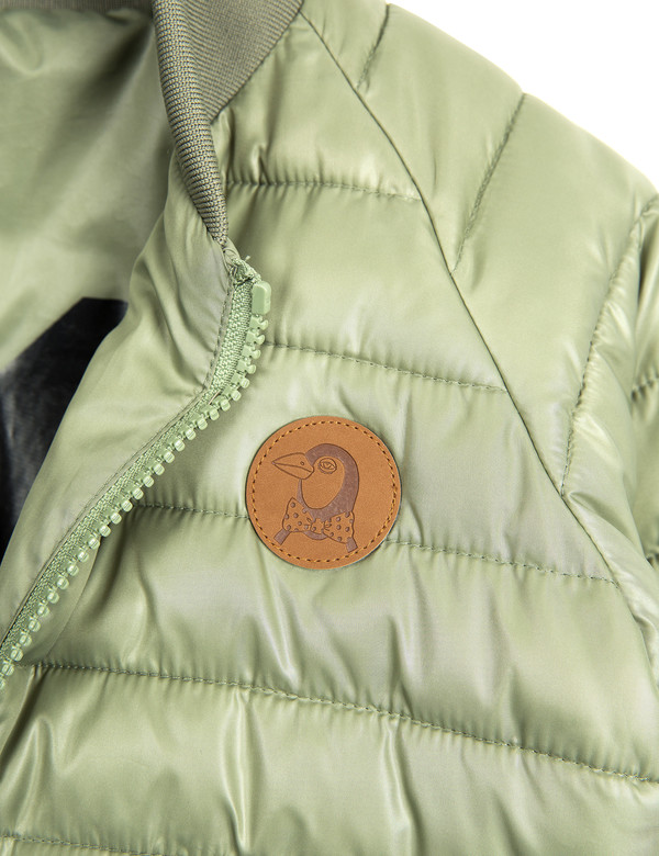 Kid's Mini Rodini REVERSIBLE INSULATOR JACKET