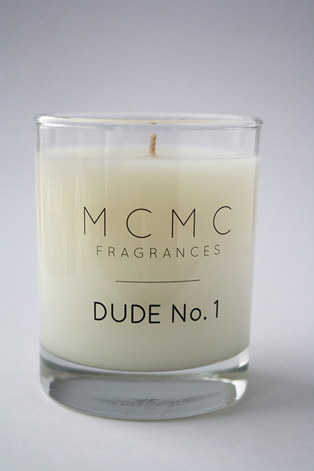 MCMC Fragrances Dude No. 1 Candle