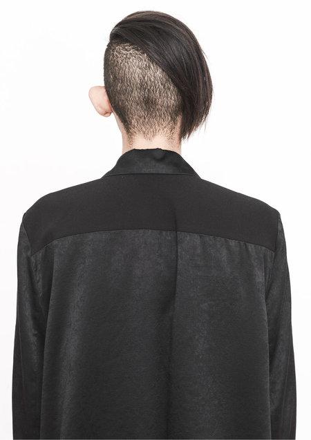 Berenik Jacket BLAZER BLACK SHINY