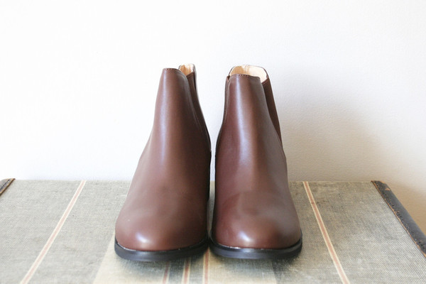 MARAIS USA BEATLE BOOT IN CHOCOLATE