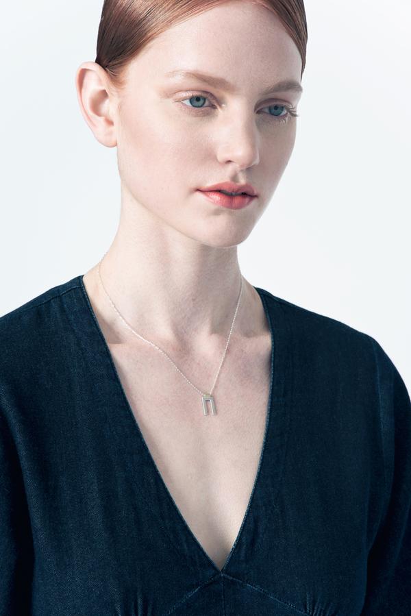 Natalie Joy Parallel Necklace