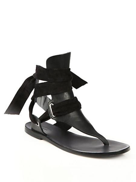 Rag & Bone  Mara Sandal - Black