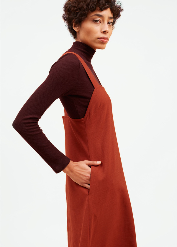 Waltz Pinafore Dress