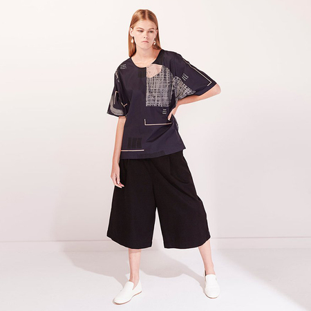 Kowtow Frank top - case study