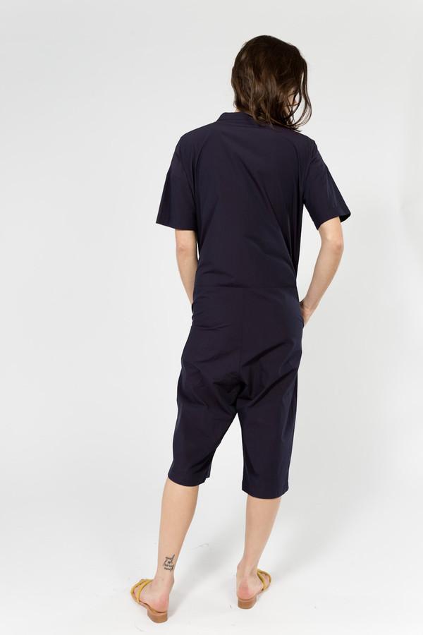 Studio Nicholson Ryo Wide Leg Playsuit