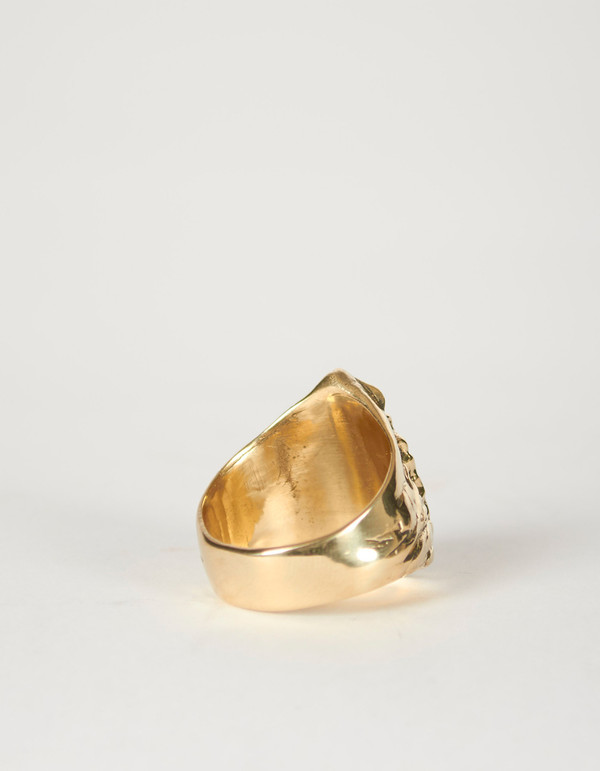 Jon Swinamer Ship Ring Bronze
