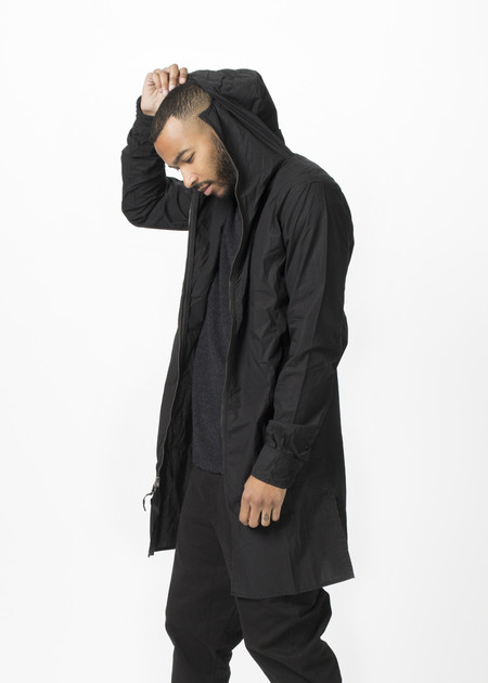Men's Rundholz Light Zip Trench