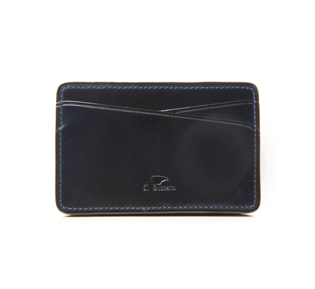 Il Bussetto Navy Magic Credit Card Case