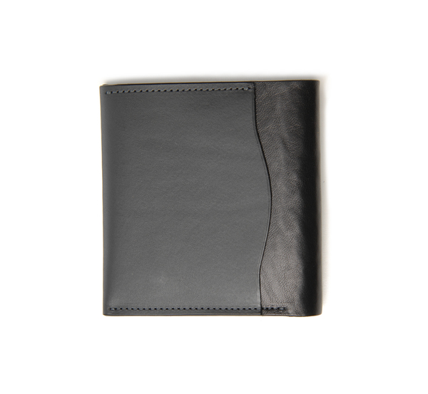 Anchor Bridge Black Ab Billfold Wallet