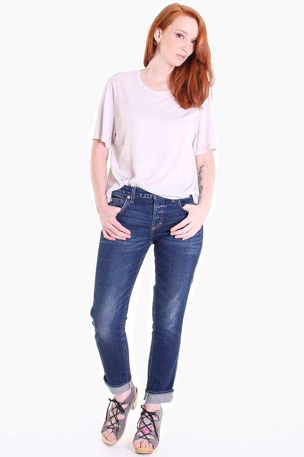 Amo Denim Tomboy in true blue