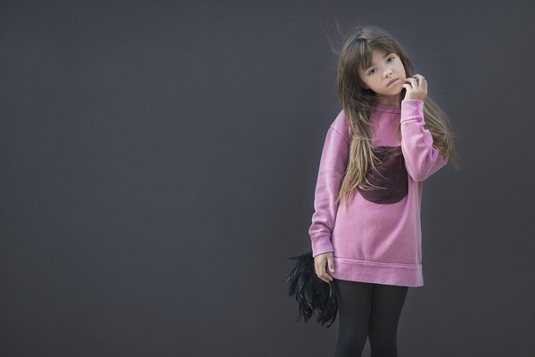 Andorine Japan Sweat Dress