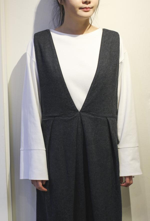 Universal Tissu Wool Overall- Grey