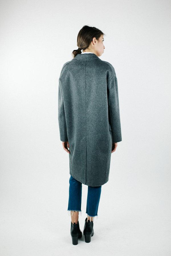 Acrho Achro Handmade Long Coat - Grey