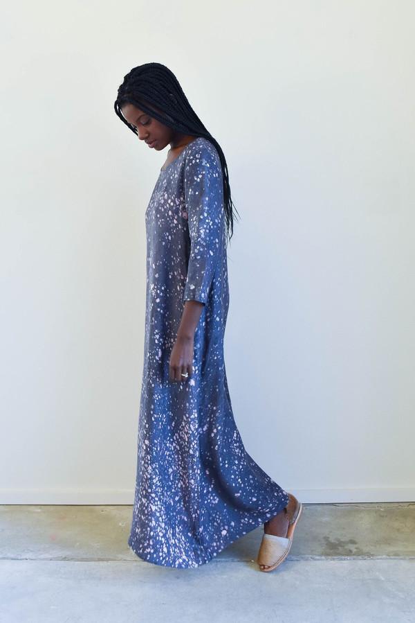 Osei-Duro Osei Duro Nima Dress in Midnight Blush