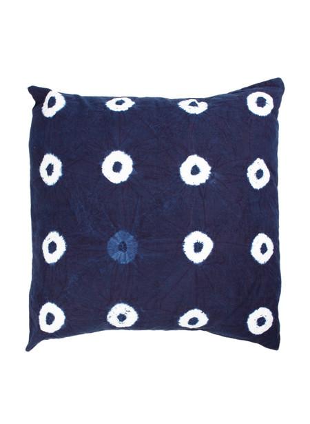 MAPLE Indigo Dyed Cushion Pattern A