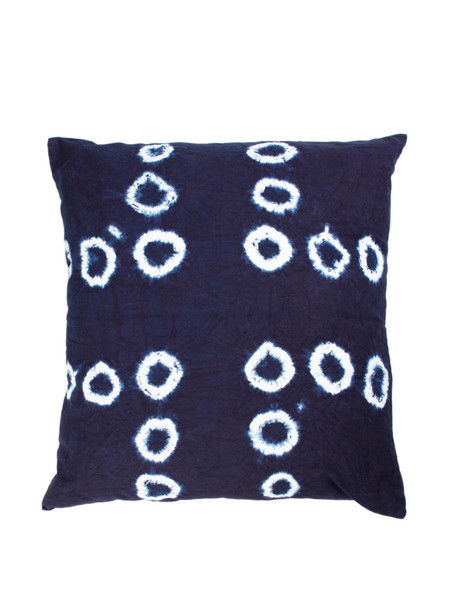 MAPLE Indigo Dyed Cushion Pattern C