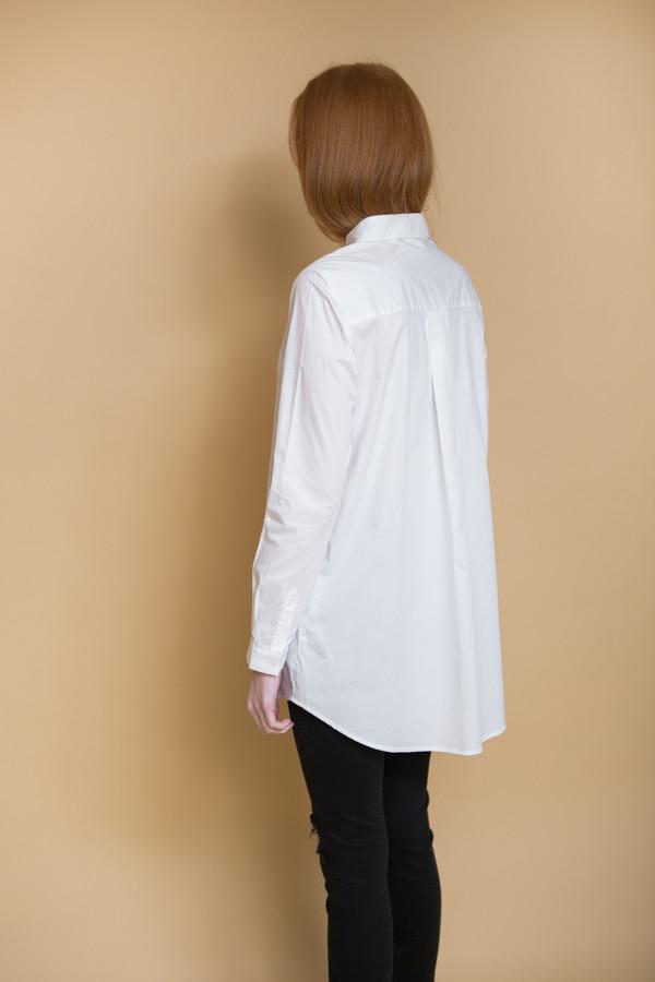 Just Female Pinny Shirt White