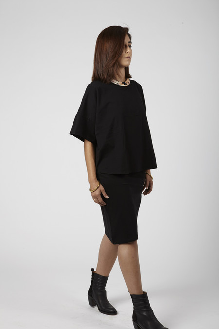 Kowtow Layered Tee Dress